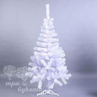 Маленькая елочка белая 60 см